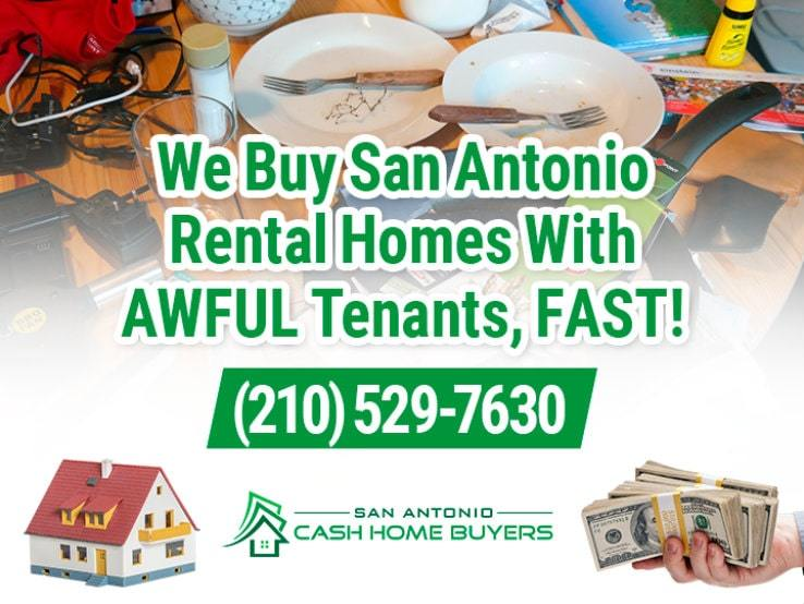 san antonio difficult tenants